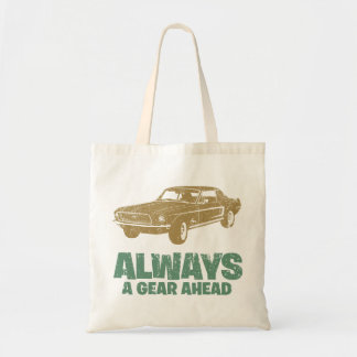 1968 Ford Mustang Coupe Budget Tote Bag