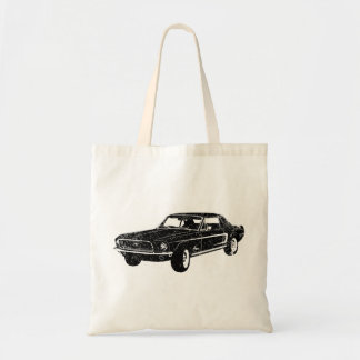 1968 Ford Mustang Coupe Canvas Bags