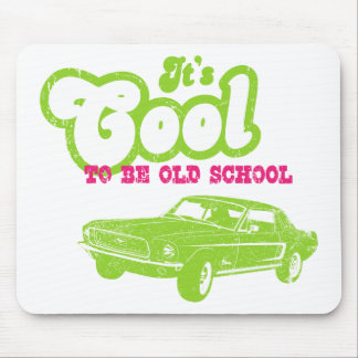 1968 Ford Mustang Coupe Mousepad
