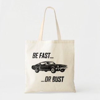 1968 Ford Mustang Fastback Bags