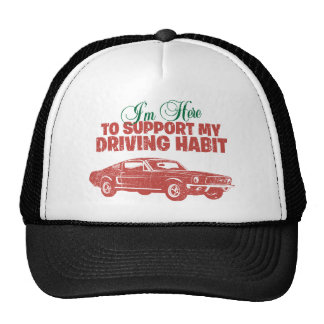1968 Ford Mustang Fastback Hat