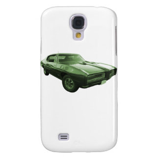 1968 GTO Muscle Car Galaxy S4 Case