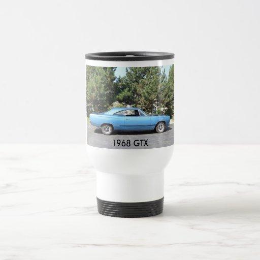 1968 GTX Travel Mug by iona847