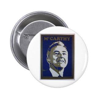1968 Mccarthy 6 Cm Round Badge