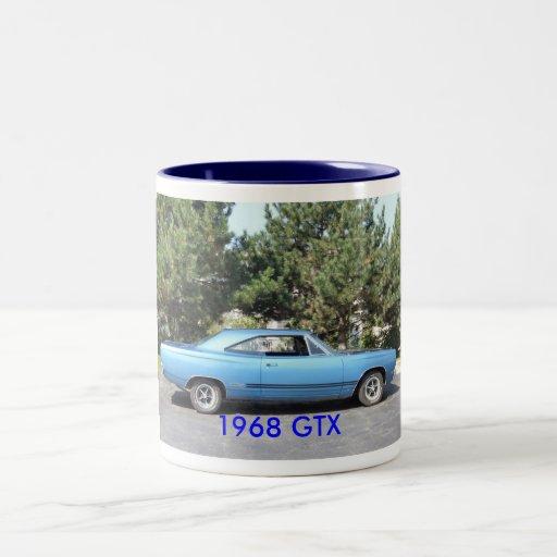 1968 Plymouth  GTX mug