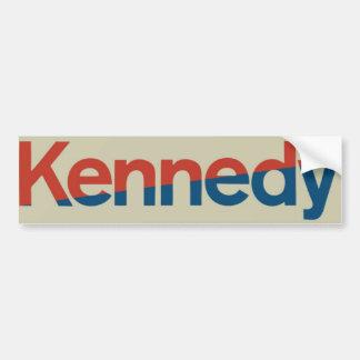 1968 Robert Kennedy Campaign Bumper Sticker