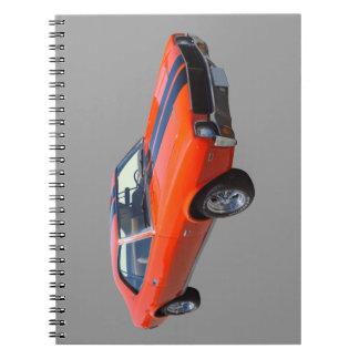 1969 AMC Javlin Muscle Car Notebook