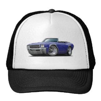 1969 Buick GS Dk Blue Convertible Cap