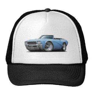 1969 Buick GS Lt Blue Convertible Cap