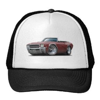 1969 Buick GS Maroon Convertible Cap
