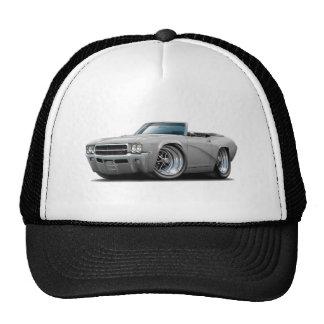 1969 Buick GS Silver Convertible Cap