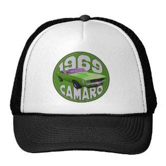 1969 Camaro SS Lime Machine Cap