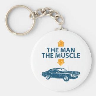 1969 Chevrolet Camaro SS Key Ring