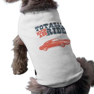 1969 Chevrolet Camaro SS Sleeveless Dog Shirt