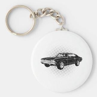 1969 Chevrolet Chevelle 396 SS Key Ring