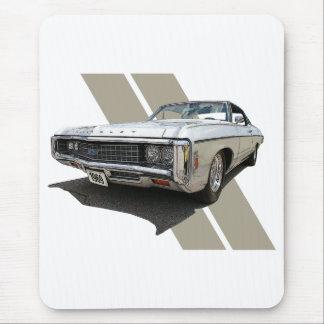 1969 Chevrolet Impala Mouse Pad