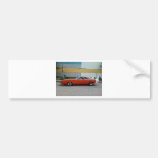 1969 Dodge Charger Daytona 440 Bumper Sticker