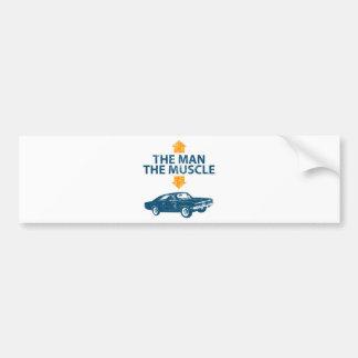 1969 Dodge Charger R/T SE Bumper Sticker