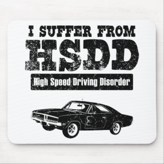 1969 Dodge Charger R/T SE Mouse Mat