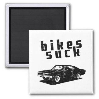 1969 Dodge Charger R/T SE Square Magnet