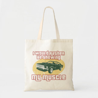 1969 Ford Mustang Boss 429 Budget Tote Bag