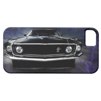 1969 FORD MUSTANG iPhone 5 COVER