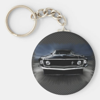 1969 FORD MUSTANG. KEY CHAINS