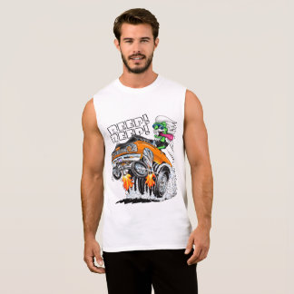 1969 Monster 440 Beep! Beep! Sleeveless Shirt