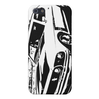 1969 Mustang GT Coupe Case For The iPhone 5