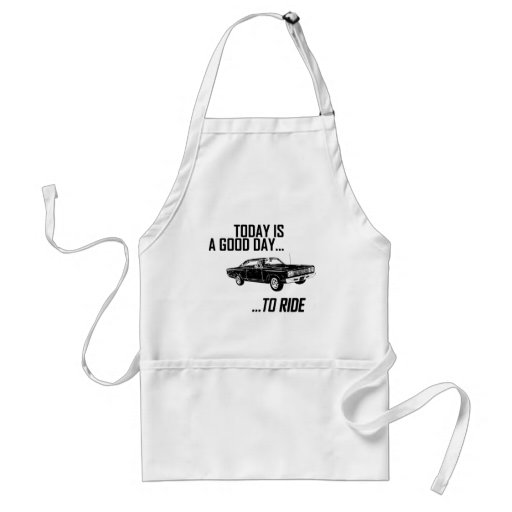 1969 Plymouth Road Runner Apron