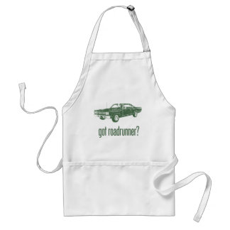 1969 Plymouth Road Runner Aprons