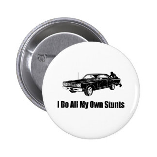 1969 Plymouth Road Runner Pinback Buttons