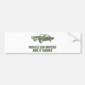 1969 Plymouth Road Runner Bumper Stickers