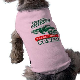 1969 Plymouth Road Runner Doggie Tee Shirt