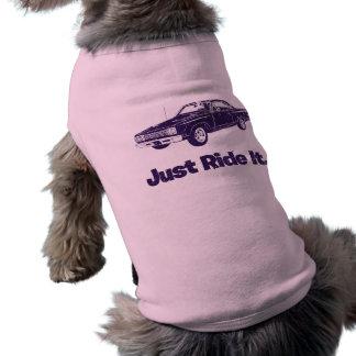 1969 Plymouth Road Runner Dog Tee Shirt