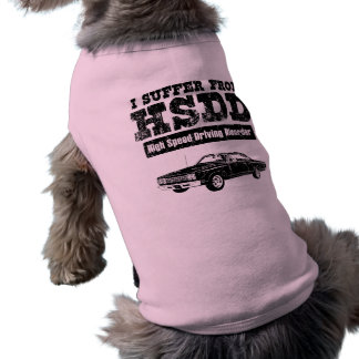 1969 Plymouth Road Runner Pet Clothing