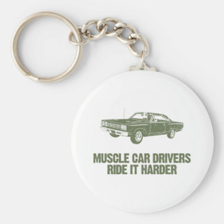 1969 Plymouth Road Runner Keychains