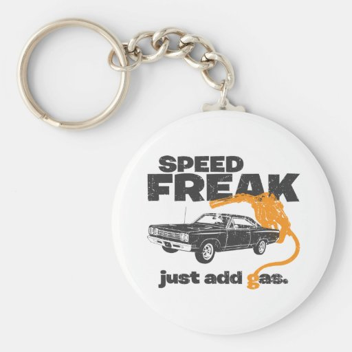 1969 Plymouth Road Runner Key Chains