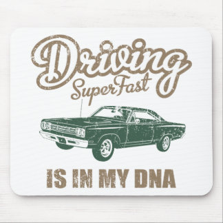 1969 Plymouth Road Runner Mouse Pads
