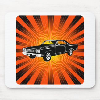1969 Plymouth Road Runner Mousepad