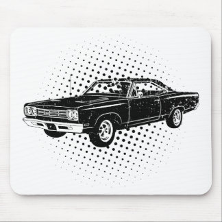 1969 Plymouth Road Runner Mousepads