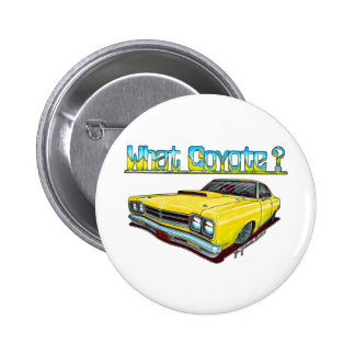 1969 Plymouth Roadrunner Pins