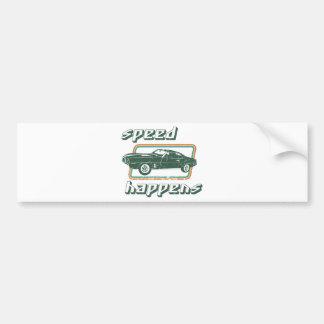 1969 Pontiac Firebird Bumper Sticker