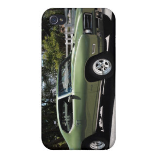 1969 Pontiac GTO Classic Muscle Car iPhone 4 Case