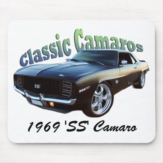 1969 'SS' Camaro Mouse Mat