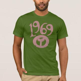 1969 Tree Of Life Peace T-Shirt