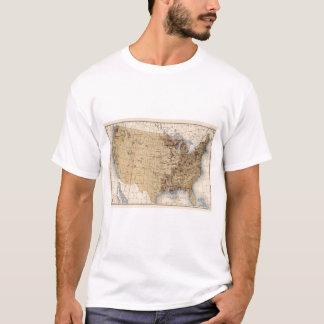 196 Value lumber, timber/sq mile T-Shirt