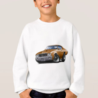 1970-72 Buick GS Brown Car Sweatshirt