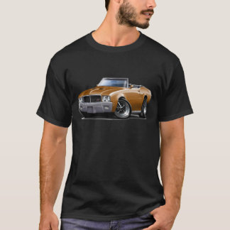1970-72 Buick GS Brown Convertible T-Shirt