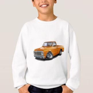 1970-72 Chevy C10 Orange Truck Sweatshirt